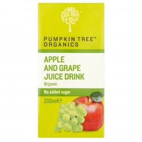 Apple and Grape Juice 200ml
