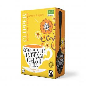 Fairtrade Organic Indian Chai Tea 20 bags