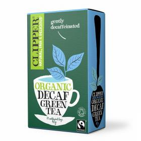 Organic Fairtrade Decaf Green 20 bags