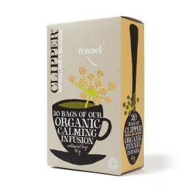 Organic Fennel Infusion 20 bags