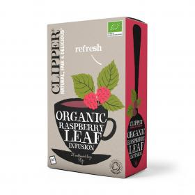Organic Raspberry Leaf Tea 20 Bags