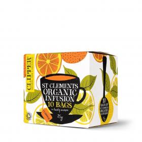 St Clements Organic Infusion 10 Bags