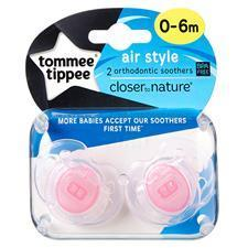 Air Style Soothers