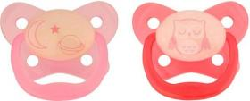 Prevent Pacifiers 6-12month Glow in the Dark