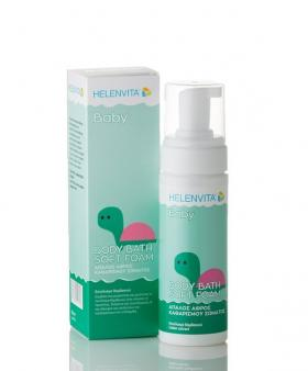 HELENVITA BABY Body bath soft foam 150 ml