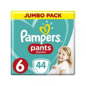 PAMPERS PANTS No6 44PCS JUMBO