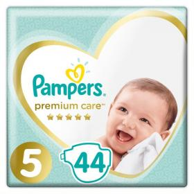 PAMPERS PREMIUM CARE No5 44PCS JUMBO