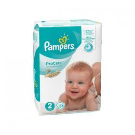 PAMPERS PROCARE No2  36PCS VP