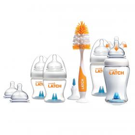 LATCH NEWBORN BOTTLE STARTER KIT