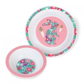 Rabbit Tableware Set