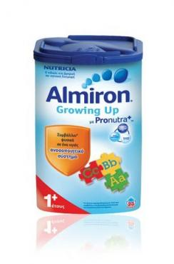 Almiron Growing Up 1+