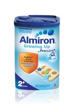 Almiron Growing Up 2+