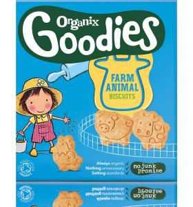 Farm Animal Biscuits 12 months+