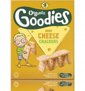 Mini Cheese Crackers 12 months+