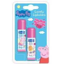 Peppa Pig Lipbalms