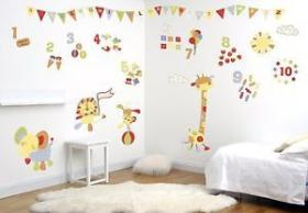 Jolly Jamboree Wall Sticker Kids