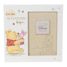 Magical Beginnings Photo Frame Pooh Adventures