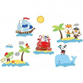 Pirates Wall Sticker