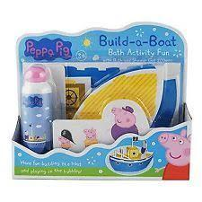 Peppa Pig Bath Activity Fun