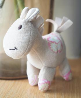 Soft Toy Peluche Horses
