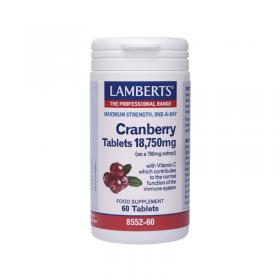 Cranberry Tablets