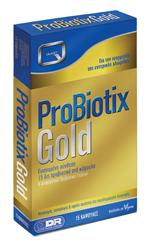 PROBIOTIX GOLD providing 15 billion probiotic bacteria