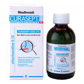 CURASEPT ADS ORAL SOLUTION CHLORHEXIDINE 0,12% 200ML