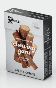 Gum Natural Chewing-Salty Licorice