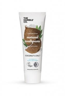 Toothpaste Coconut & Salt 75ml