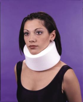 Soft neck collar