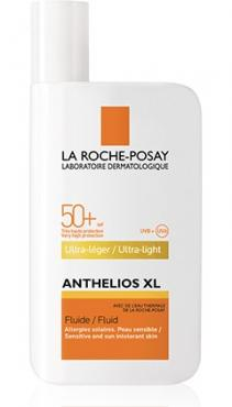 Anthelios XL SPF 50+ Fluid Ultra-Light Αντηλιακή Κρέμα