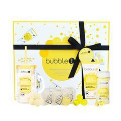 LEMONGRASS & GREEN TEA BUBBLE BATH PAMPER GIFT SET