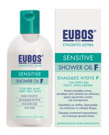 Sensitive Shower Oil F 200ml
