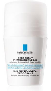 DEODORANT PHYSIOLOGIQUE ROLL-ON 24H