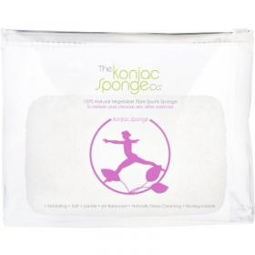 Σφουγγάρι σώματος 100% PURE KONJAC SPORTS SPONGE – LILAC LADY