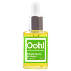 Oils of Heaven Natural Cacay Anti-Aging Face Oil