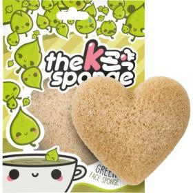 Σφουγγάρι προσώπου K-Sponge The Ultimate Korean Beauty Tool Green Tea