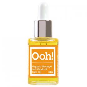 Oils of Heaven Natural  Moringa Anti-Oxidant Face Oil