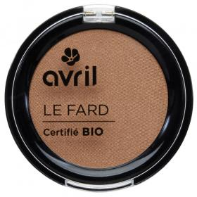 Eye shadow Cuivre Irisé Certified organic