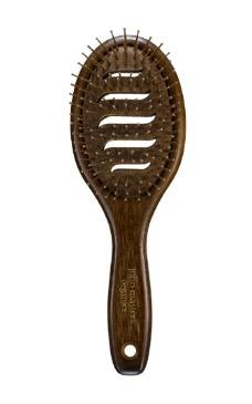 vented paddle brush
