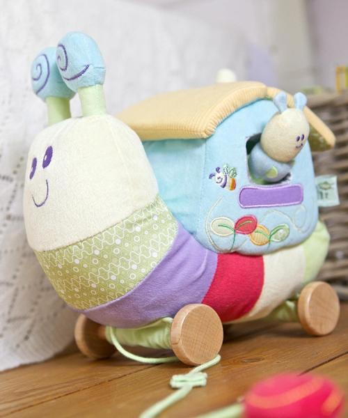Softly Snail Activity Fun House | Μητέρα & παιδί - ΠΑΙΧΝΙΔΙΑ -